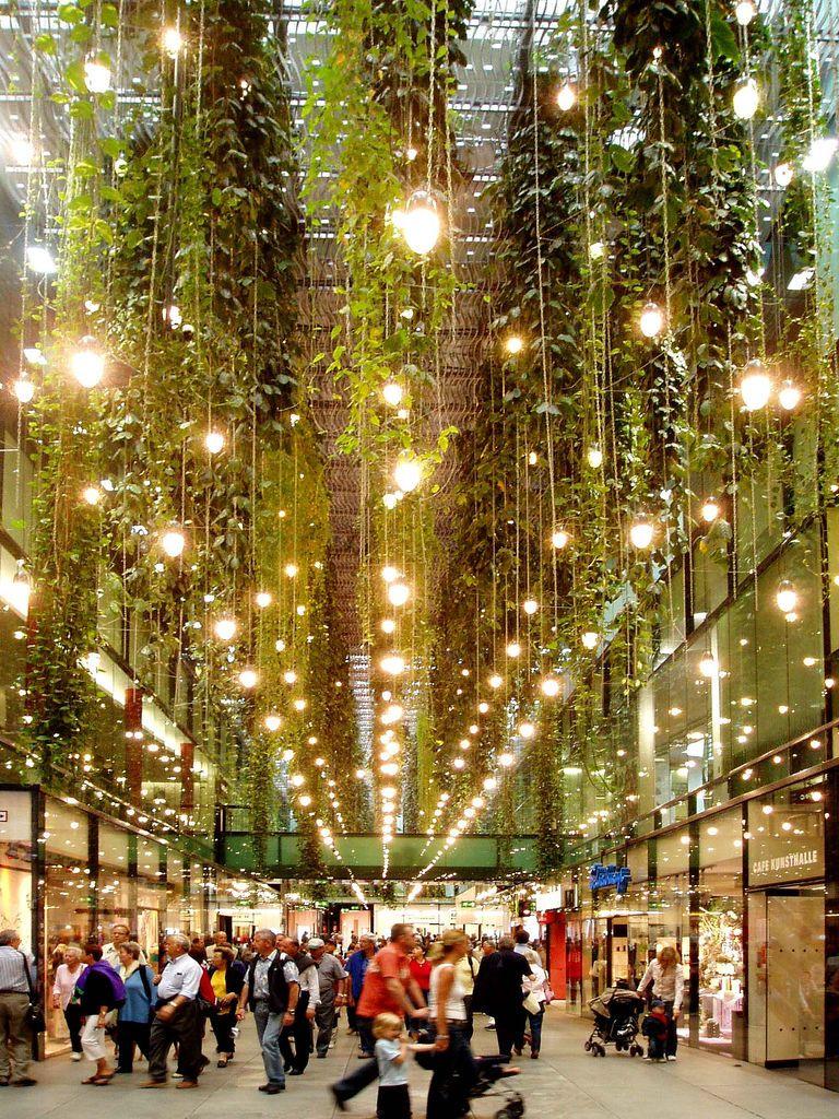 5 Hofe Herzog De Meuron Munique Atrium Design Green