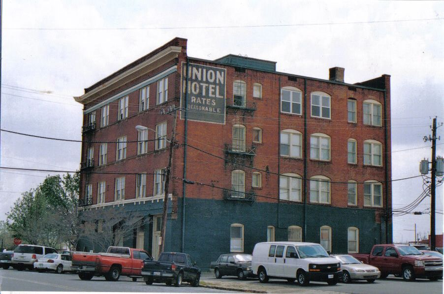 Union Hotel In Lauderdale County Mississippi Places Across The