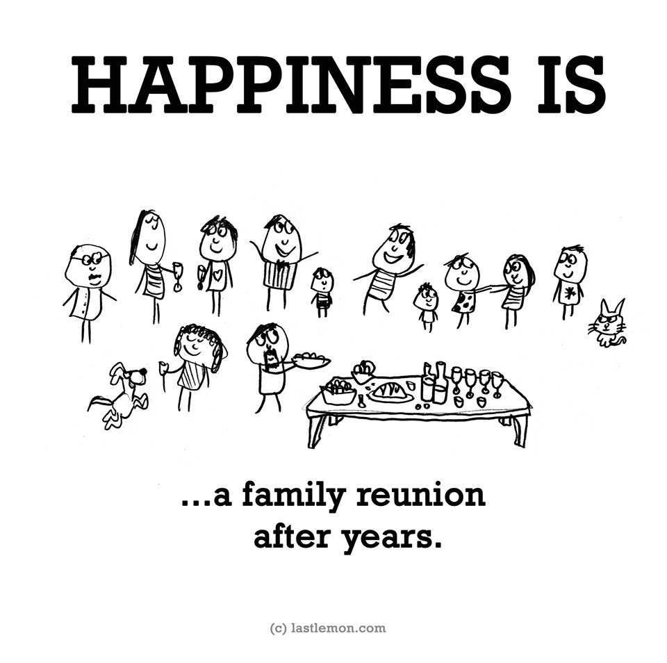 Pin By Mais Hammad On Happiness Sadness Is Cute Happy Quotes Happy Quotes Family Reunion Quotes