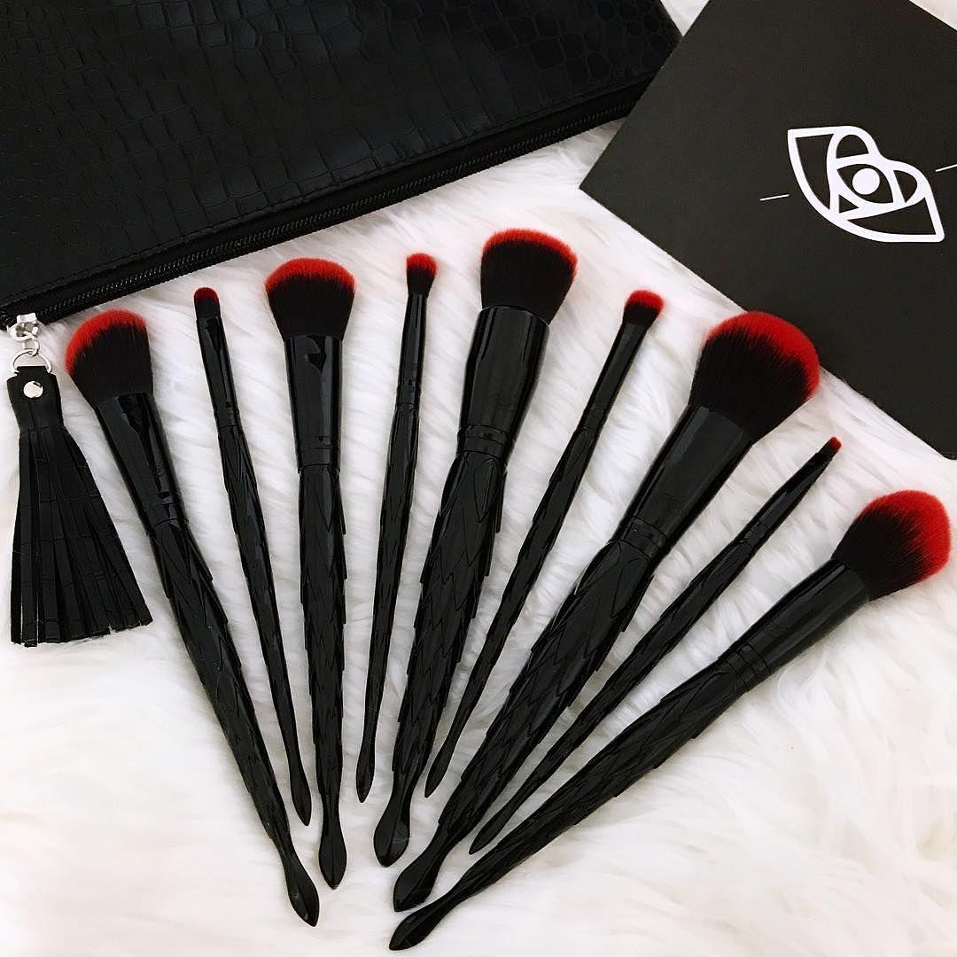 Dragon Brushes Makeup brush set, Eye brushes, Brush