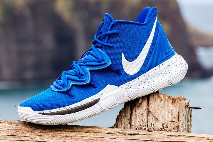 Duke Reveal Three Fresh Colourways of the Nike Kyrie 5  9b4c6238097
