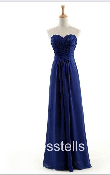 Mint Brautjungfer Kleid lange Brautjungfer Kleid / von dresstells ...