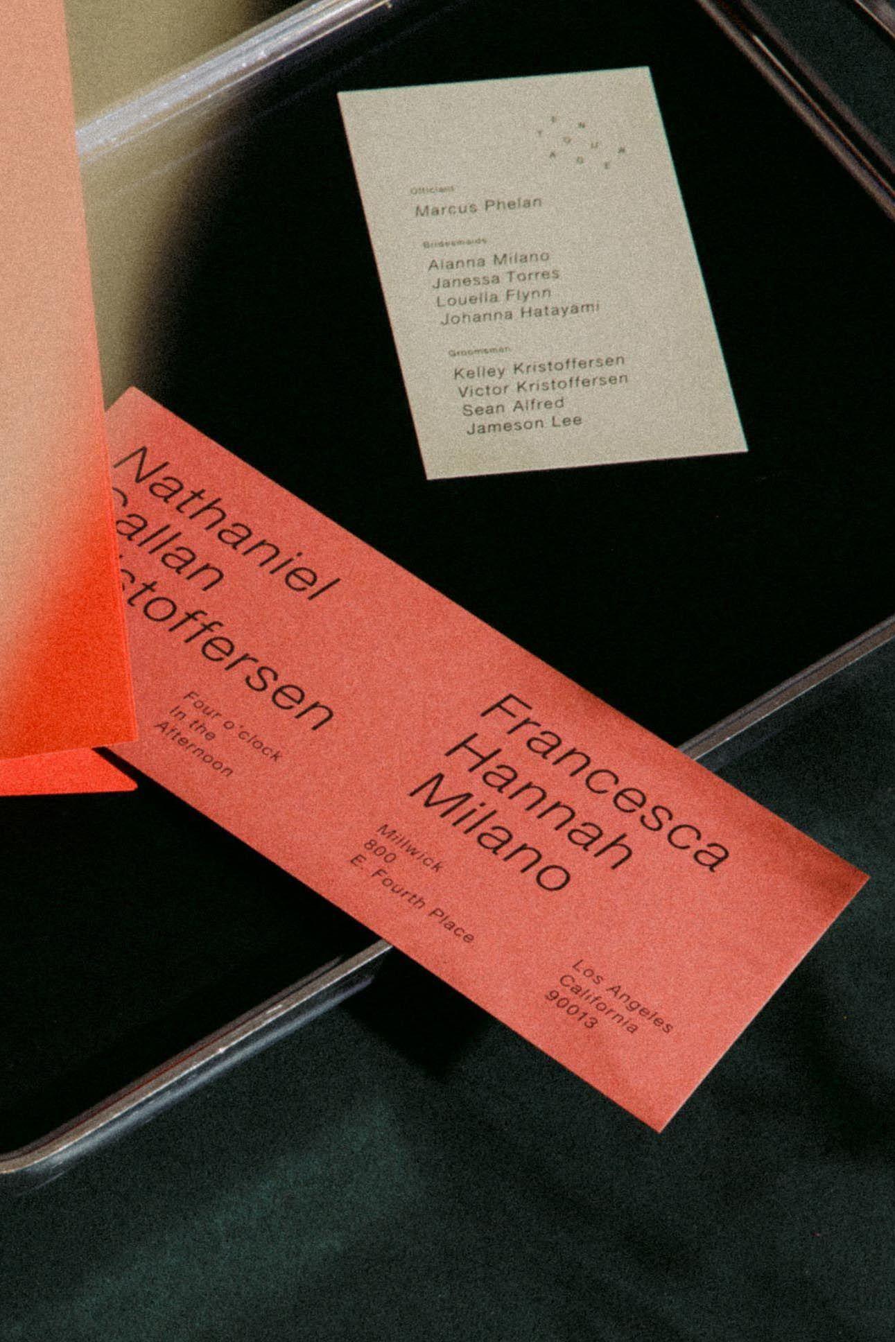 beau—panel invitations  invitations wedding graphics