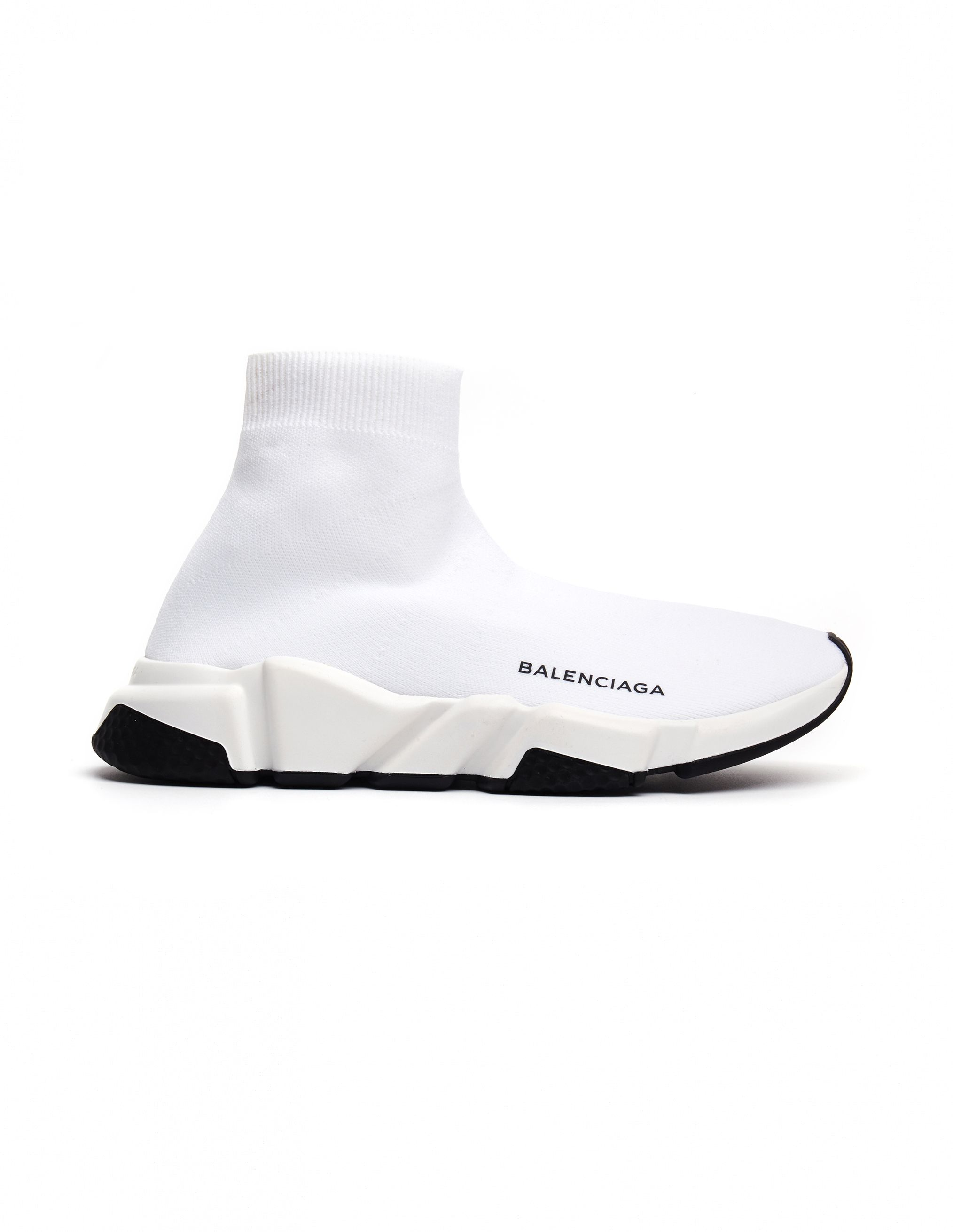 White Speed Trainer sneakers by Balenciaga — SVMoscow 9d86d80d53