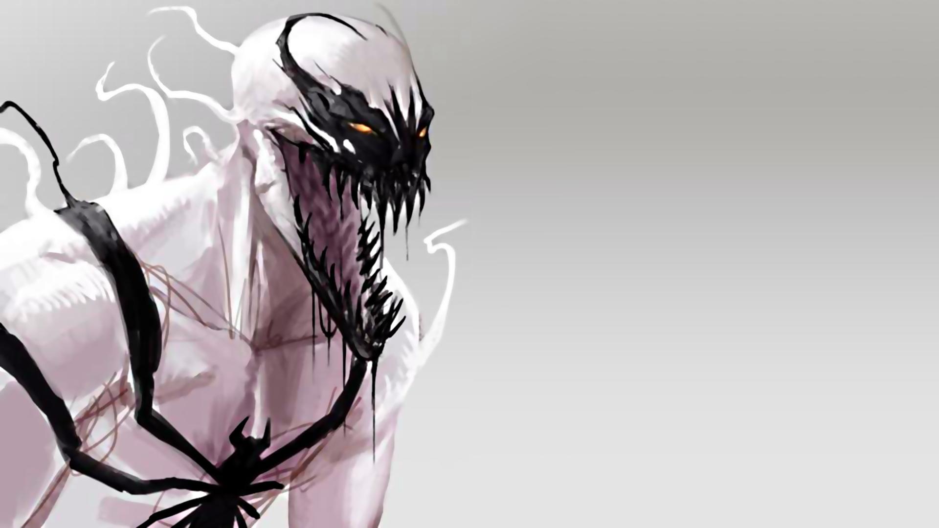 Anti Venom Hd Wallpaper By Tommospideydeviantartcom On
