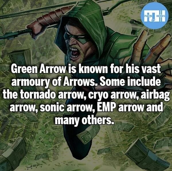green arrow fact green arrow artwork pinterest green arrow