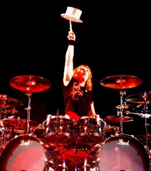 Eric Singer Alice Cooper Music Pics Shock Rock