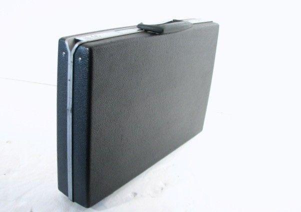 Vintage Mid Century Mad Men Slim Line Samsonite Briefcase Hard Shell Spy Case Ebay Dance Props Mens Outfits Ebay