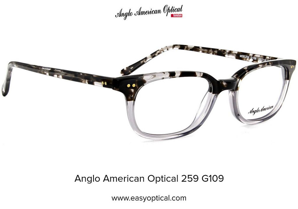 d4d87eb3d8f7 Anglo American Optical 259 G109