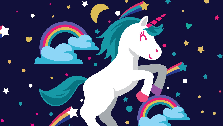 Unicorn Wallpaper Hd Wallpaper Unicorn Wallpaper Unicorn Illustration Monster Artwork
