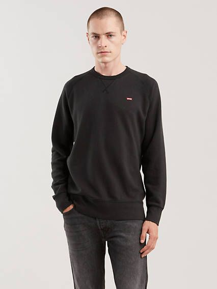 74c75d6687 Levi's Levi's® Logo Crewneck Sweatshirt en 2019 | Products | Men ...