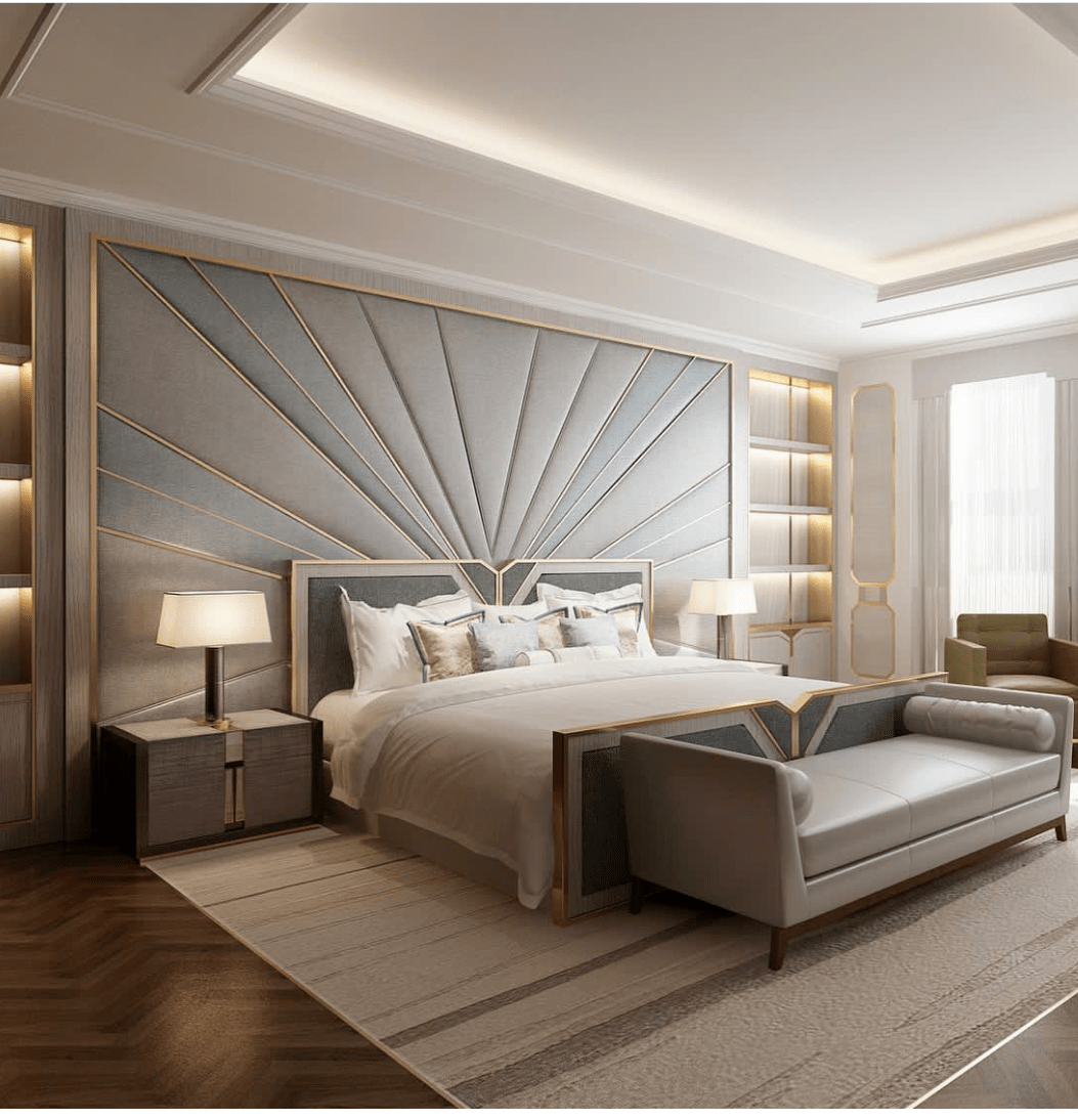 Simple Modern Bedroom Designs: 5 Simple Tips To Make Your Bedroom Romantic In 2020