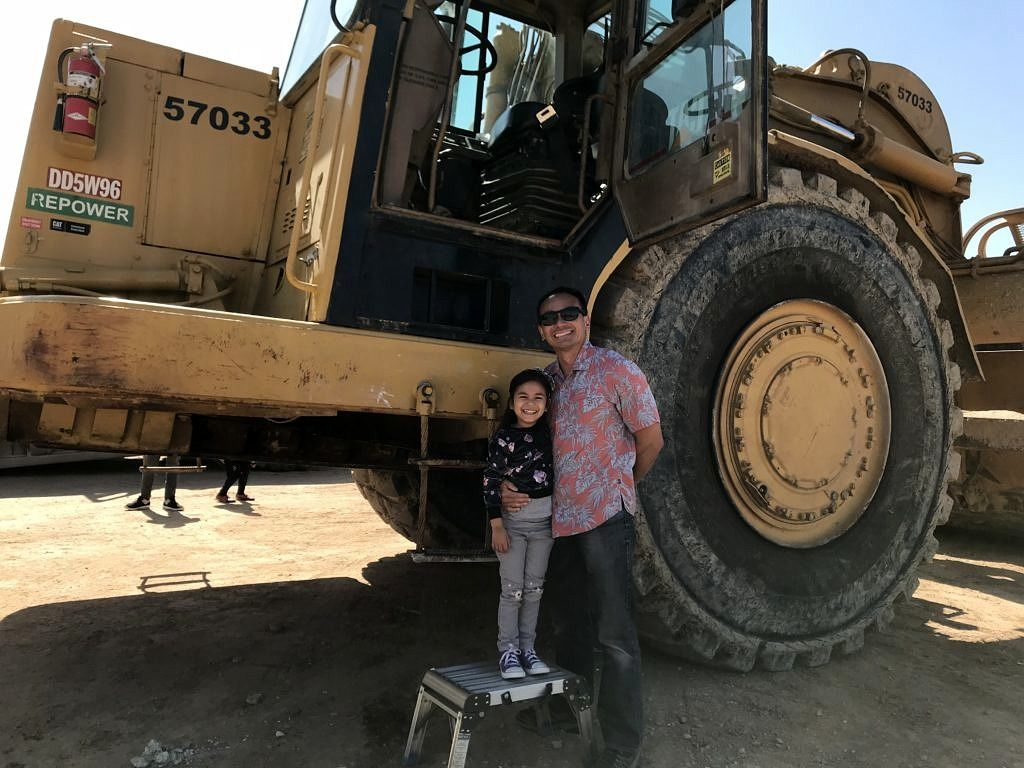 Bring your kids to work day in santa clarita pardee