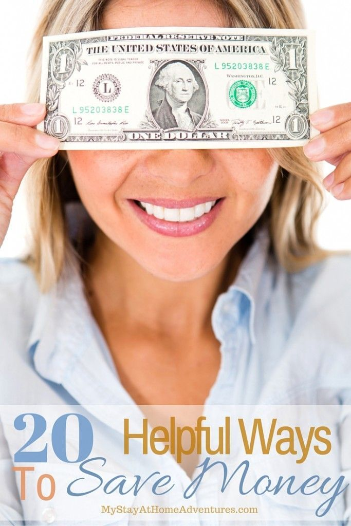 Looking for helpful ways to save money that really work? Check out these 20 helpful ways to save money all year round!
