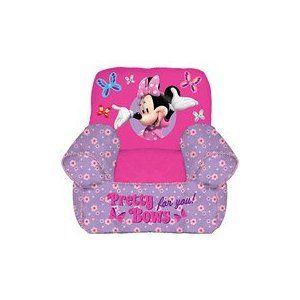 Disney Minnie Mouse Toddler Bean Bag Chair Amazon
