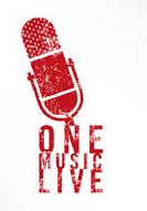 One Live Music Music Logo Design Music Logo Inspiration Typography Logo Inspiration