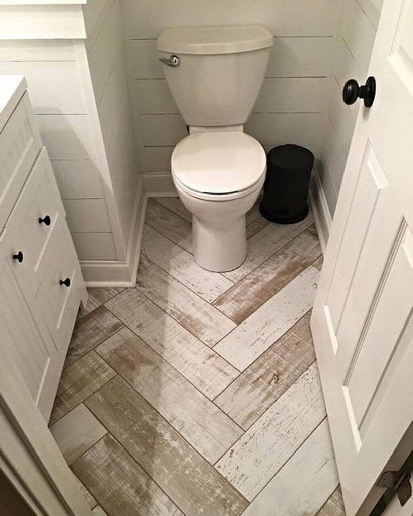 17 Stunning Bathroom Tile Floor Ideas You Wish To Know Earlier In 2020 Mold In Bathroom Small Master Bathroom Bathroom Remodel Designs