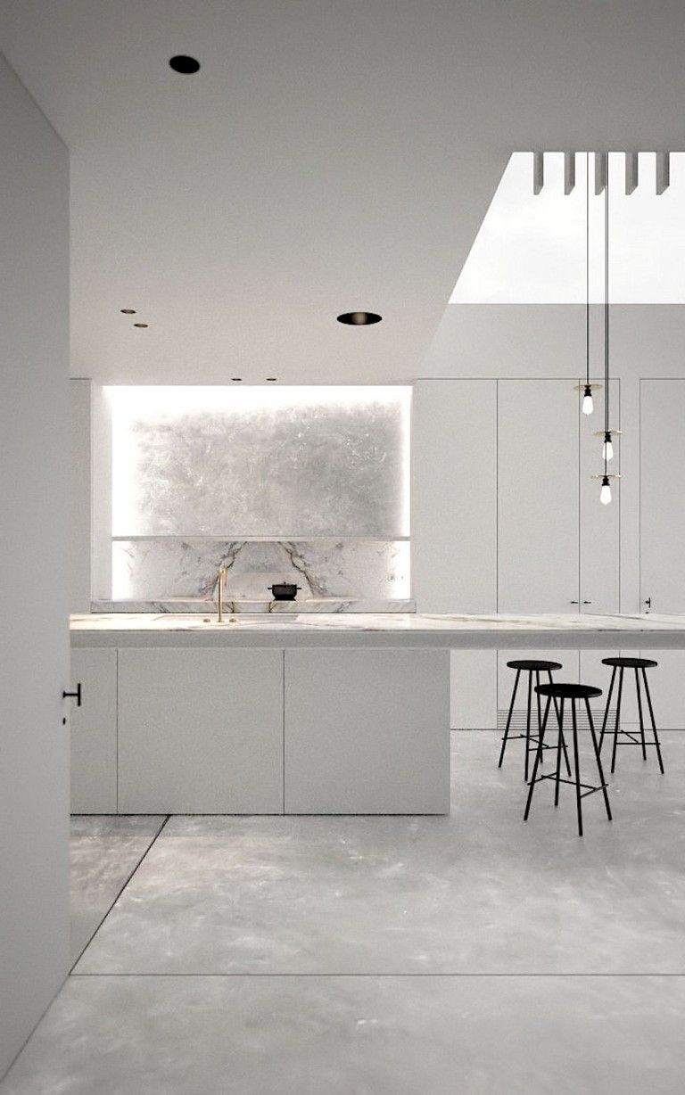 exciting red kitchen decor | 35+ Exciting Minimalist Kitchen Decor Ideas | Minimalist ...