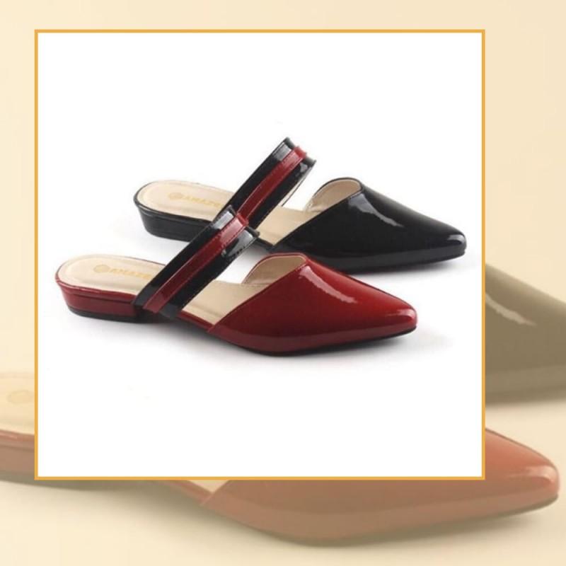 Sandal Selop Wanita 2020 Terbaru Sandal Sandal Tali Sepatu