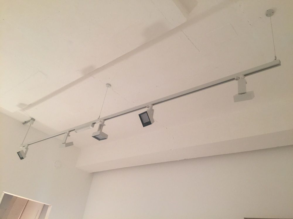 Erco Track Lighting In Piccadilly Art Gallery Projects