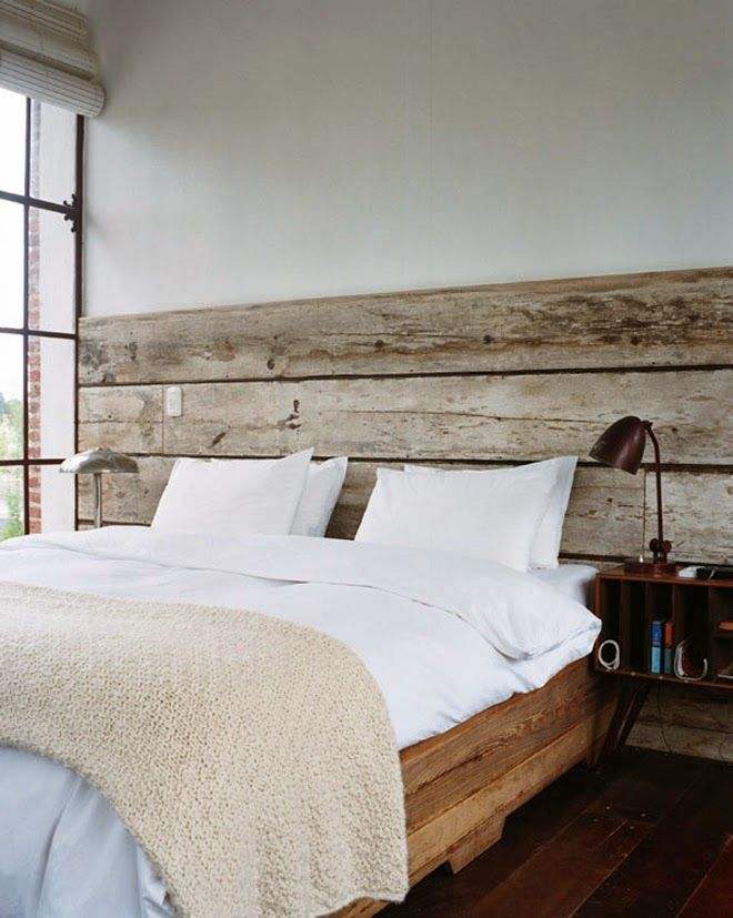 cabezal cama Deco Dormitorios Pinterest Cabezal cama, Camas y
