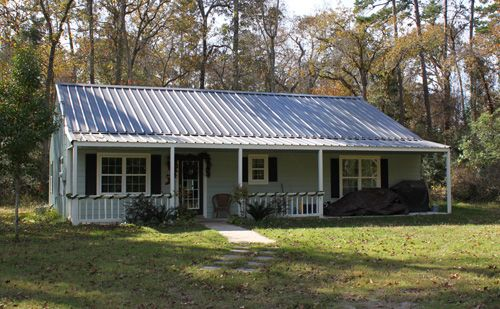 Unbelievable budget steel kit homes starting from 37k for Build your own pole barn home