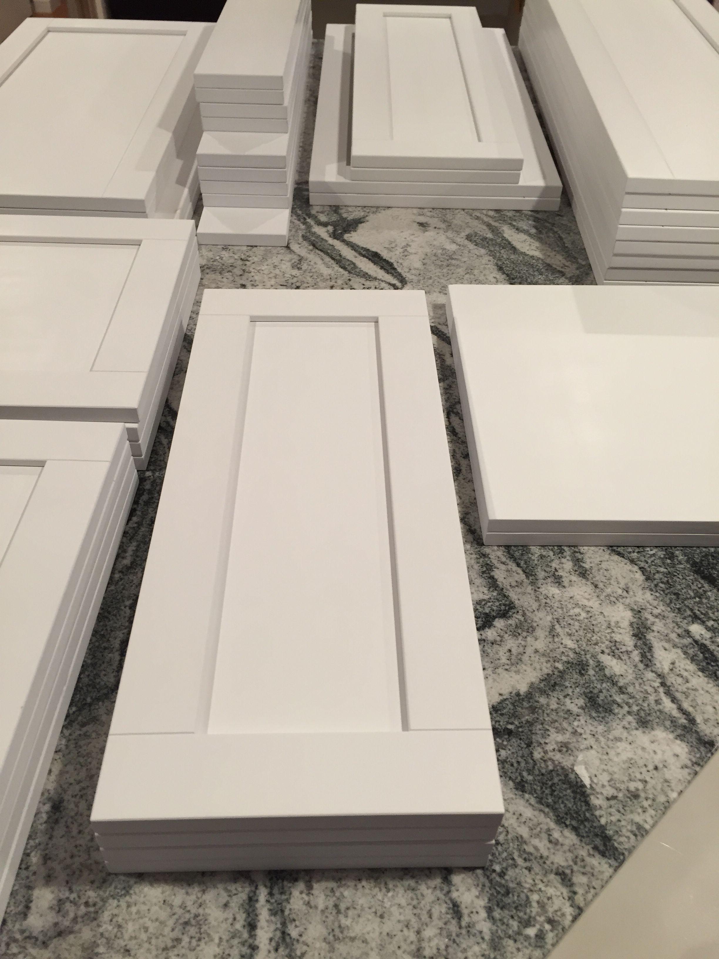 Ikea Bjorket Doors Primed And Sanded Ready For Paint Kitchen Remodel Pinterest Doors