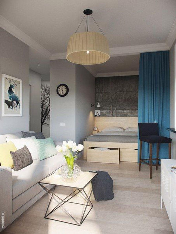 Studio Apartment Decoration Ideas