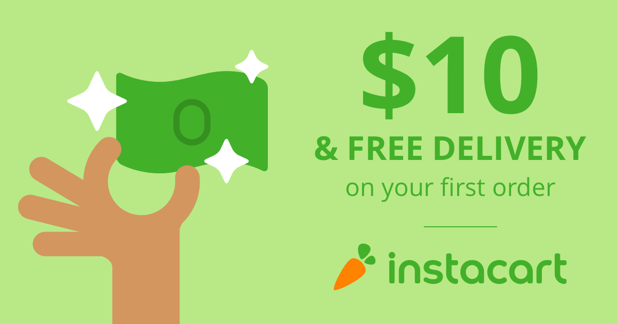 Instacart Groceries Delivered From Local Stores Saves Me 300