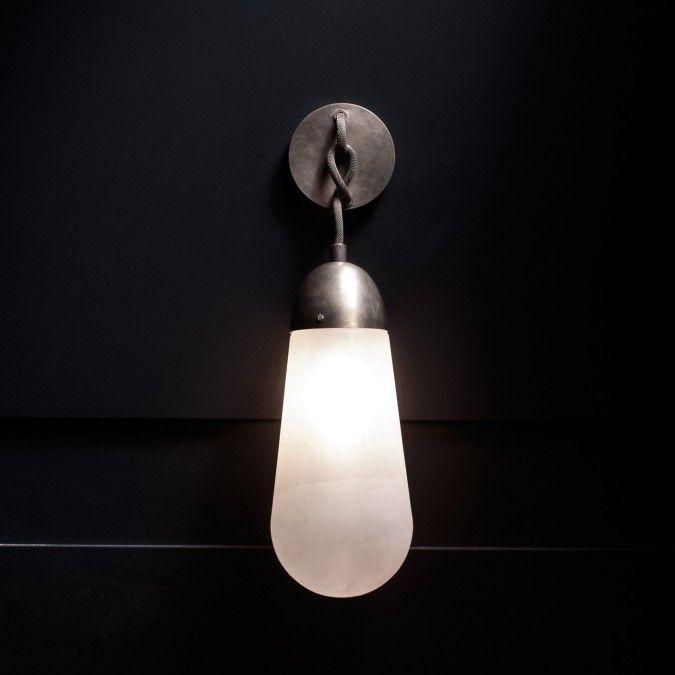 Decorative Lighting Apparatus Studio Lariat Sconce Projects 50g Contemporary Wall Lights Lighting Design Apparatus Lighting