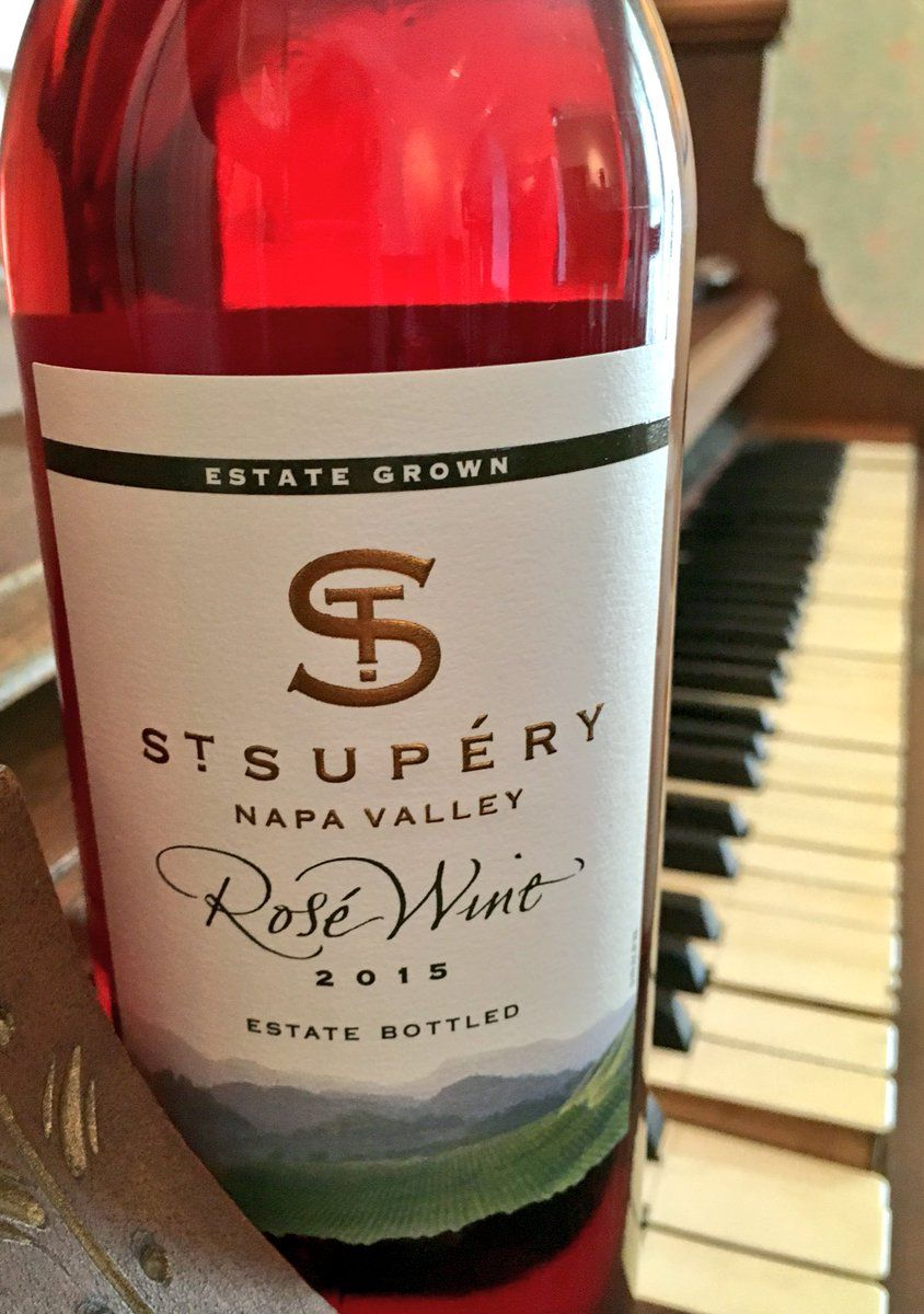 St Supery Winery Stsupery Awesome Wine Labels Wine Variety Wine Bottle