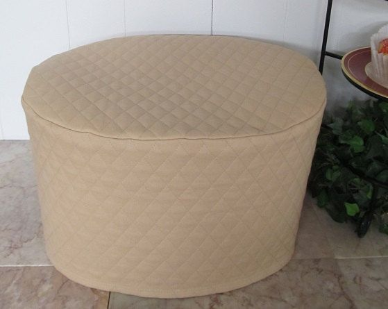 This Is A M T O Made To Order Listing For A 6 Quart Oval Crock Pot Cover This Cover Will Be Sewn To Be Revers With Images Small Appliance Covers Appliance Covers Crock