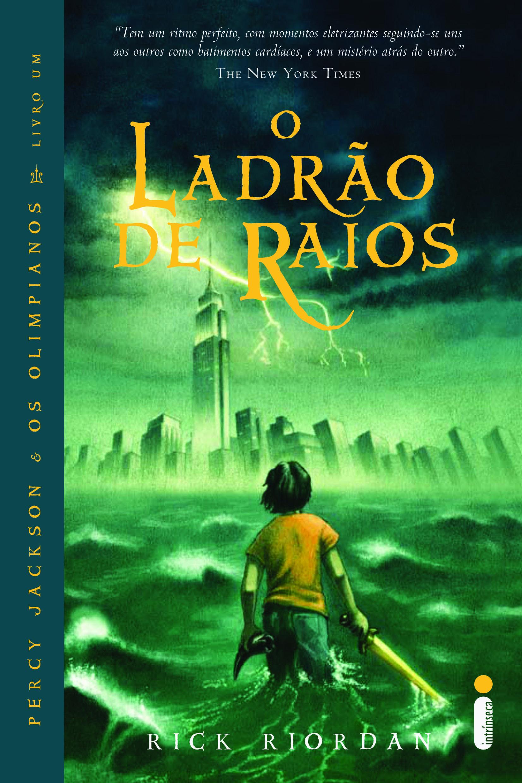 Viaje Para O Olimpo Com Os Livros De Percy Jackson Livros De