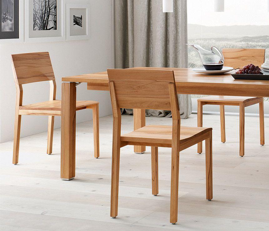 Nice Design#600439: Contemporary Wood Dining Chairs U2013 15 Sleek Contemporary Wooden  Dining Chairs (