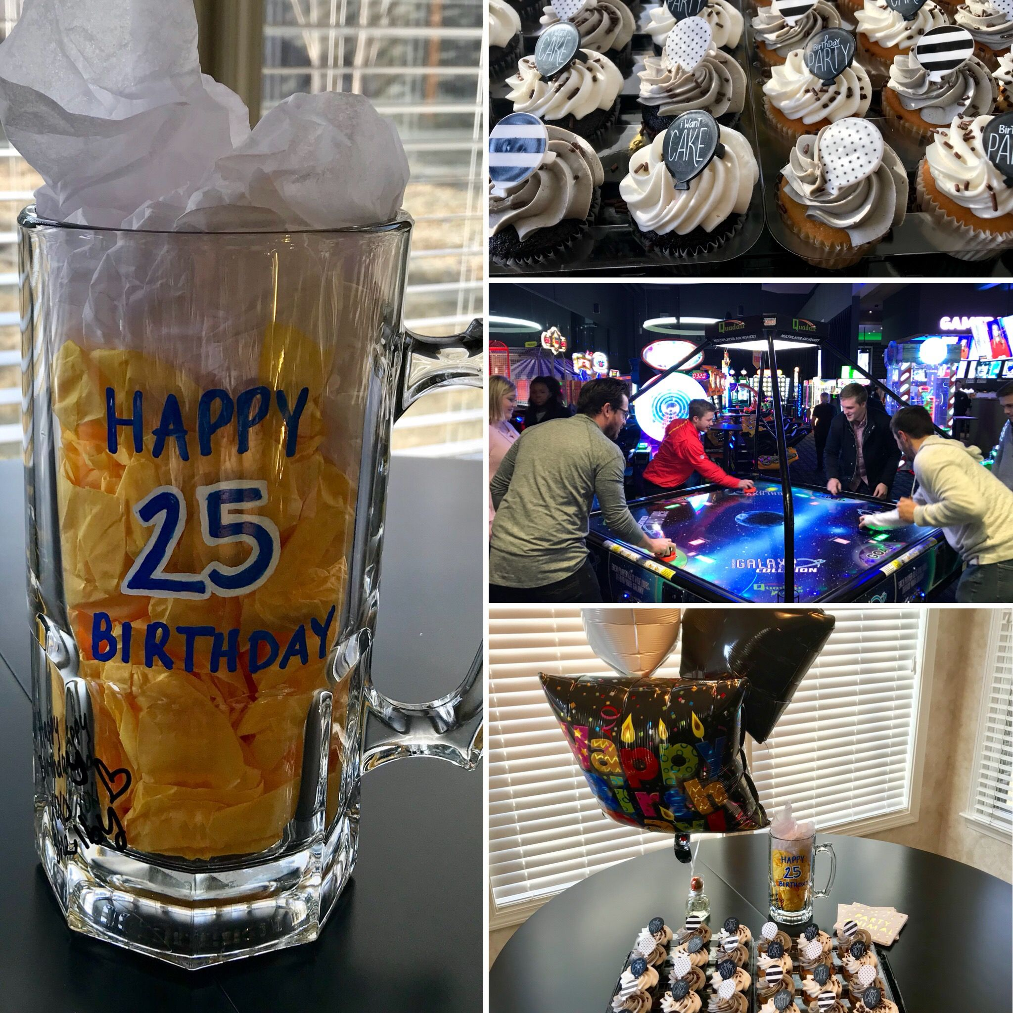 Boyfriends 25th Birthday Gift 2018 Gifts Special Occasions