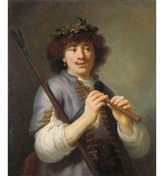 Govert Flinck 1615 1660 Est Un Peintre Hollandais Du Siècle Dor