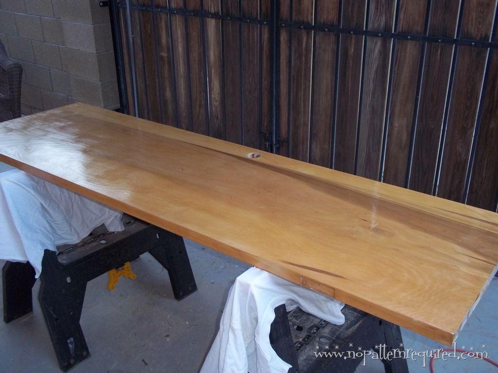 Refinishing Mid Century Interior Doors U2014 To Restore Beautiful Blond Wood  Doors To Their Original