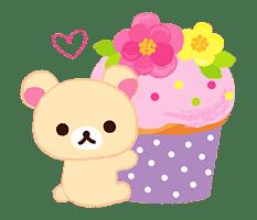 Rilakkuma Sweets by Imagineer Co.,Ltd. / San-X Co., Ltd.