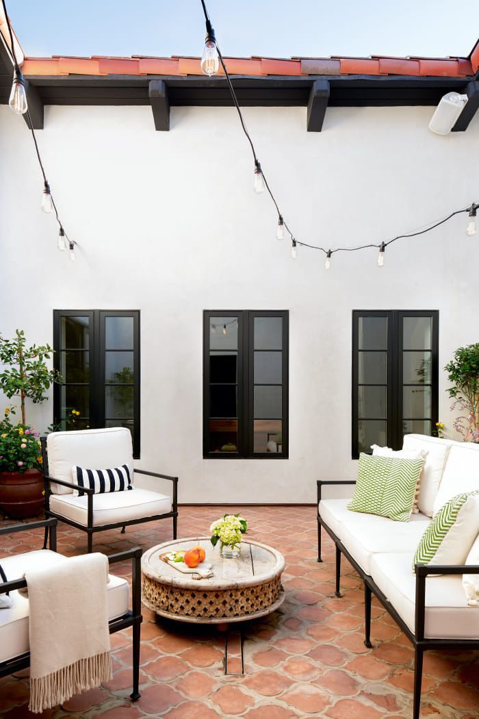 Photo of Tour a Spanish-Inspired Home That's Filled with Character and Good Vibes