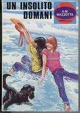 UN INSOLITO DOMANI Mazzotta collana flirts 38 Malipiero1978  fantascienza