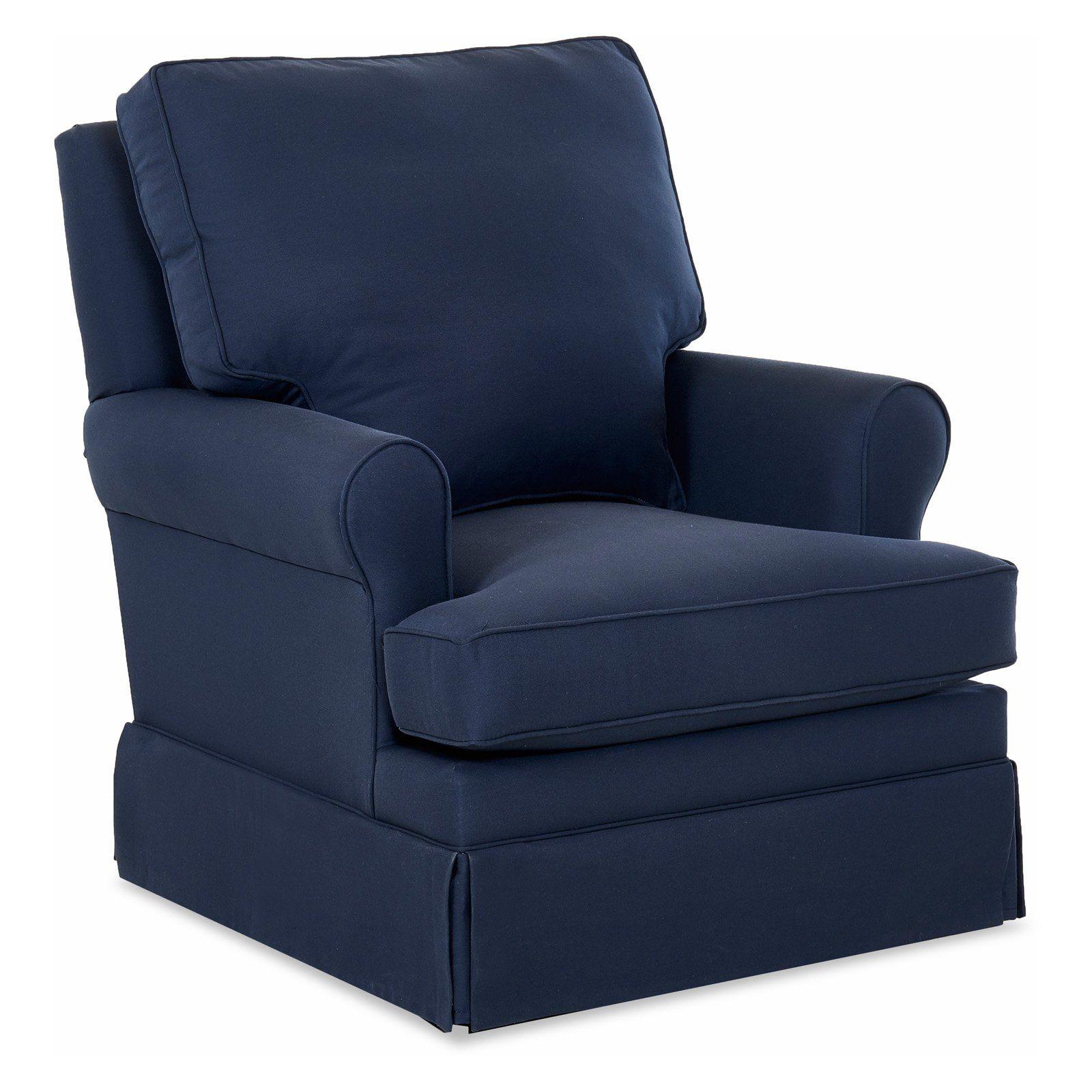 Groovy Klaussner Gwinnett Swivel Gliding Rocker Indigo Spinnsol Lamtechconsult Wood Chair Design Ideas Lamtechconsultcom