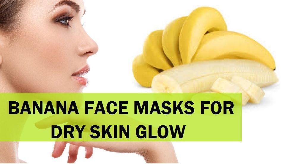 Banana skin facial