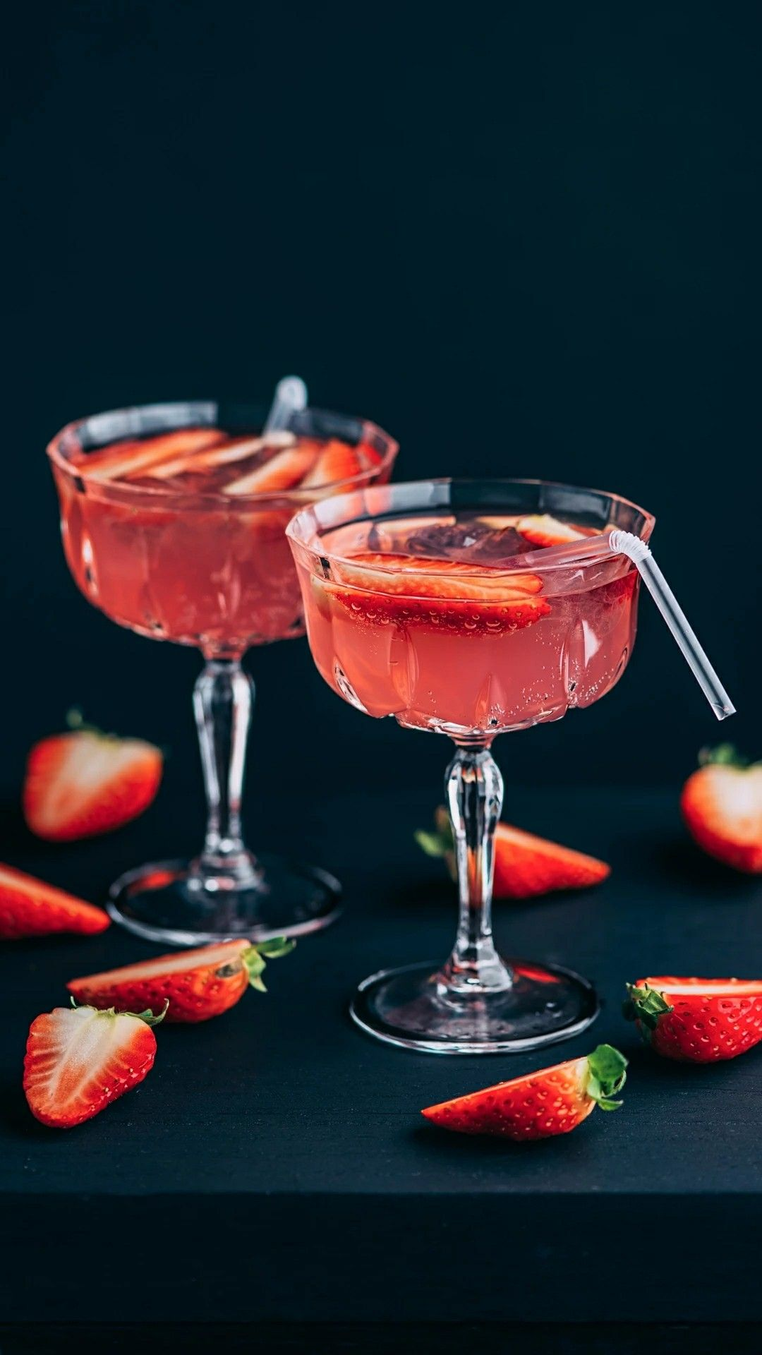 Strawberry Food And Drink Strawberry Food