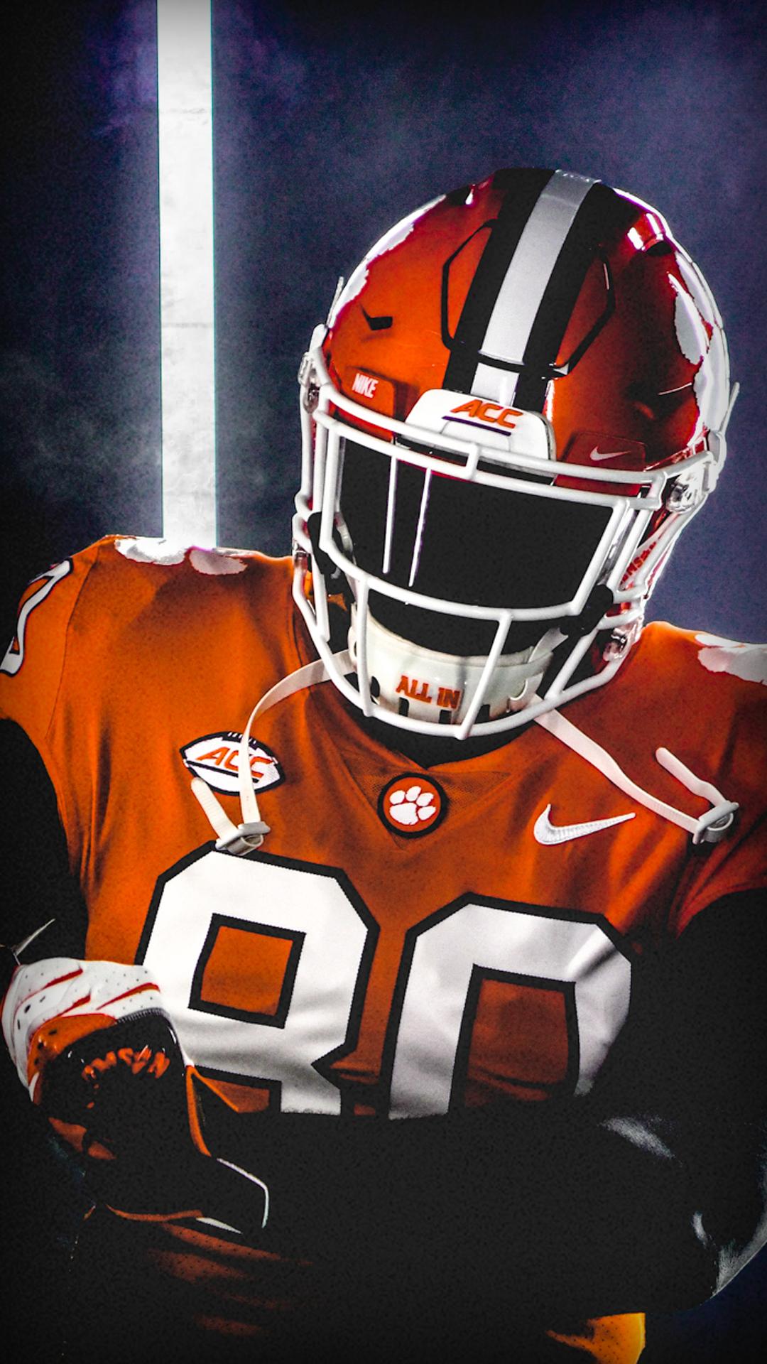 Clemson Football Iphone Wallpaper Androidfast25 En 2020