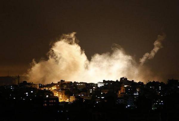 Arde Gaza y el Papa Francisco ruega por la paz
