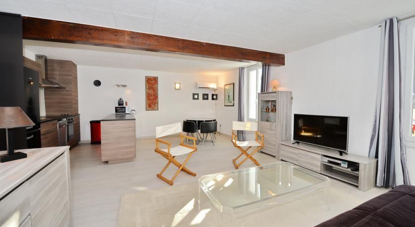 Appartement Marina, meublé de tourisme 4 étoiles pour vos vacances dans le Var, à Saint-Raphael