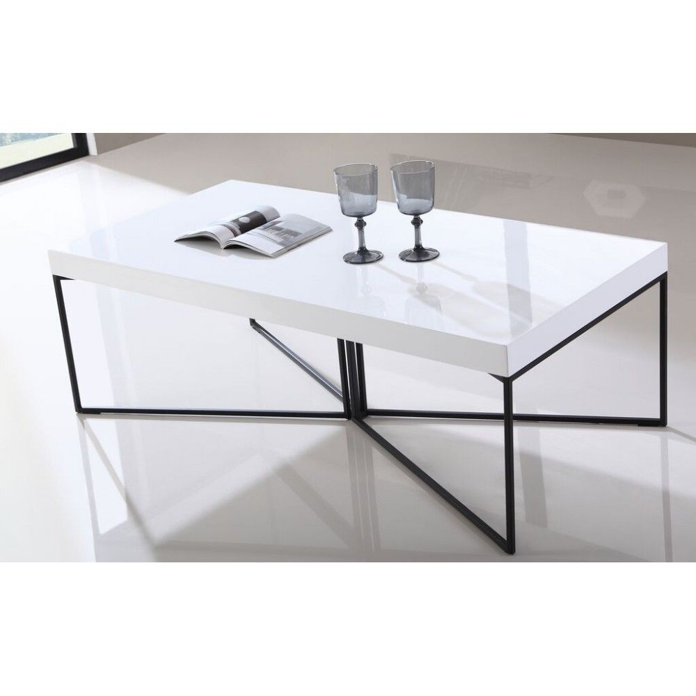 Mixer Coffee Table In High Gloss White By B Modern Coffee Table Coffee Table White Modern Mixers [ 1000 x 1000 Pixel ]