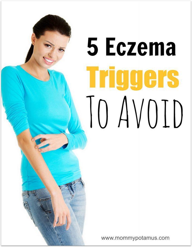 foods to avoid with eczema uk