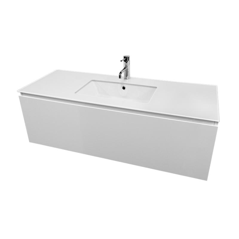 Bathroom Lighting Bunnings: CIBO 1200mm Slide Wall Hung Vanity I/N 4843941