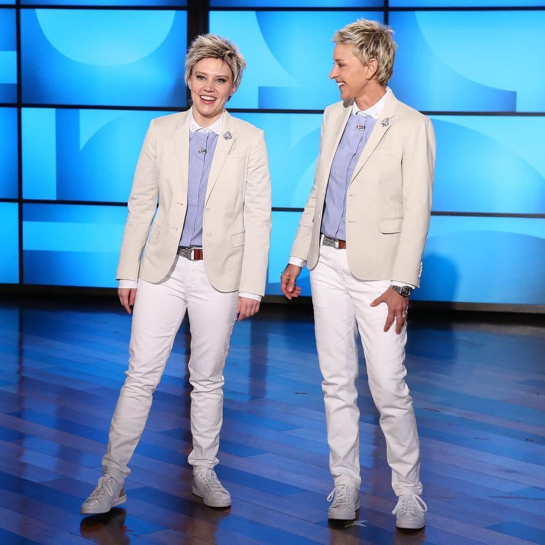 Tomorrow. Shes Ellen. So Am I. By Theellenshow